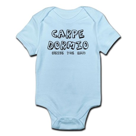 Carpe Dormio Seize The Nap Sh Infant Bodysuit