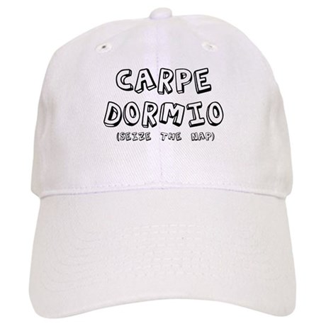 Carpe Dormio Seize The Nap Sh Cap