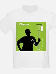 iChemo (green) Kids T-Shirt