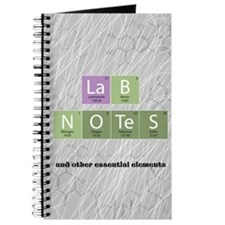 """Lab Notes"" Journal"