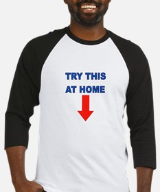 IT WILL BE FUN Baseball Jersey
