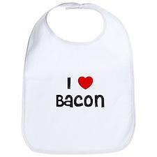 I * Bacon Bib