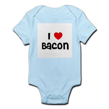 I * Bacon Infant Creeper