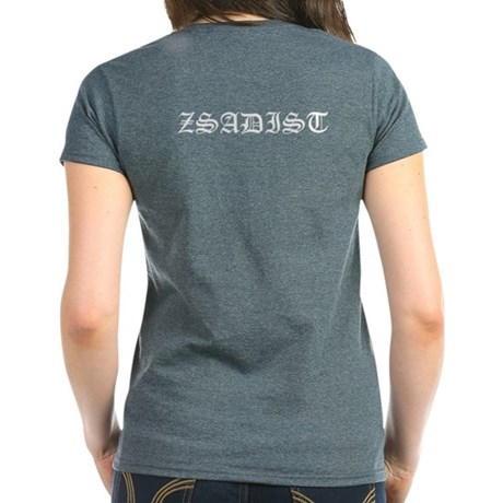 BDB Logo Women's Dark T-Shirt - Zsadist