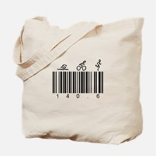 Bar Code 140.6 Tote Bag