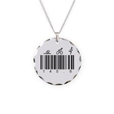 Bar Code 140.6 Necklace