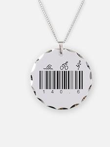 Bar Code 140.6 Necklace