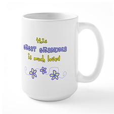 More Grandparents Mug