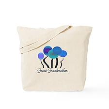 More Grandparents Tote Bag