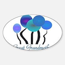 More Grandparents Decal