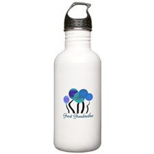 More Grandparents Water Bottle