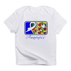 Autism Awareness Tile Infant T-Shirt