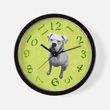 Cute K9 idea Wall Clock