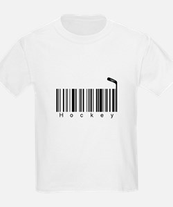Bar Code Hockey T-Shirt