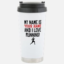 Cute My sport is your sports punishment Travel Mug