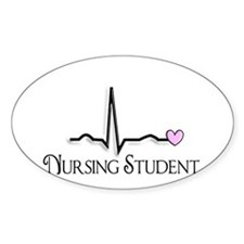 Nursing Student XXX Decal