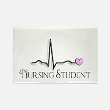 Nursing Student XXX Rectangle Magnet