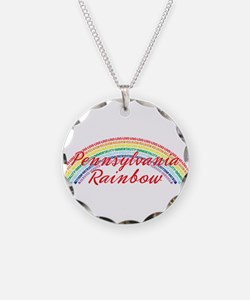 Pennsylvania Rainbow Girls Necklace