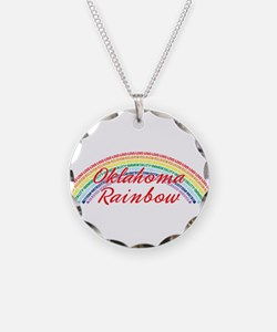 Oklahoma Rainbow Girls Necklace