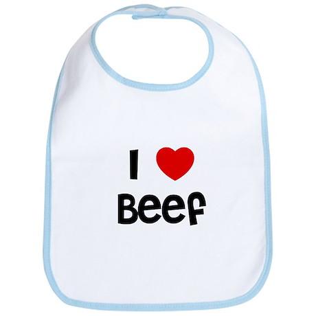I * Beef Bib