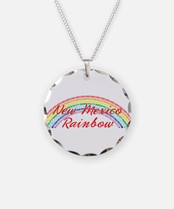 New Mexico Rainbow Girls Necklace