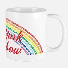 New York Rainbow Girls Mug
