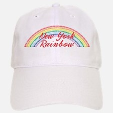 New York Rainbow Girls Baseball Baseball Cap