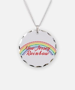 New Jersey Rainbow Necklace