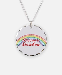 Missouri Rainbow Girls Necklace