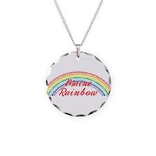 Maine Rainbow Necklace