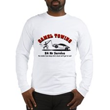 Camel Towing Long Sleeve T-Shirt