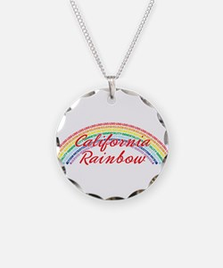 California Rainbow Girls Necklace