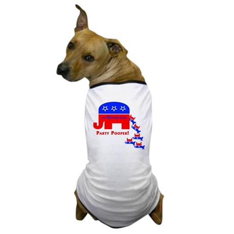 Party Pooper! - Dog T-Shirt