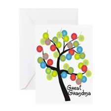 Family Gifts Greeting Card