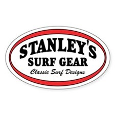 Stanley's Oval Oval Decal