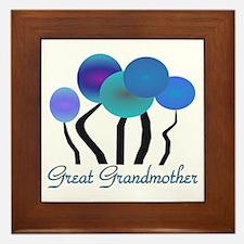 Family Gifts Framed Tile