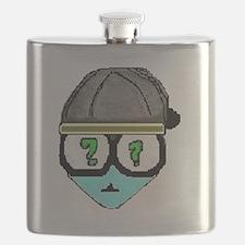 Cool Hood fashion Flask
