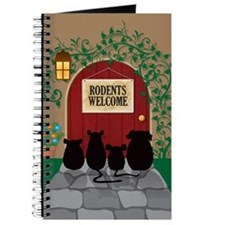 Rodents Welcome Journal