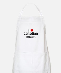 I * Canadian Bacon BBQ Apron