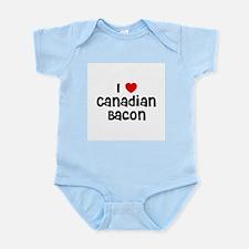 I * Canadian Bacon Infant Creeper