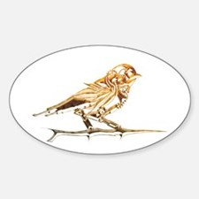 Industrial Finch Decal