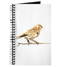 Industrial Finch Journal