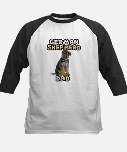 German Shepherd Dad Tee