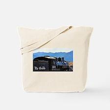 Rio Grande Railroad Tote Bag