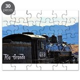 Royal gorge railroad Puzzles