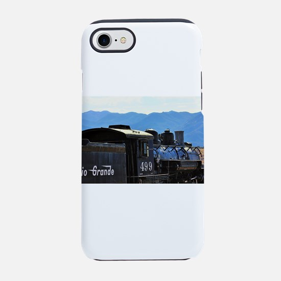 Rio Grande Railroad iPhone 7 Tough Case