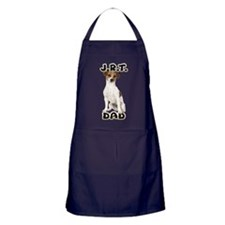 Jack Russell Terrier Dad Apron (dark)