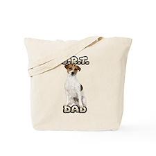Jack Russell Terrier Dad Tote Bag