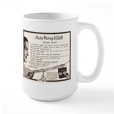 1909 Auto Strop Ad Mug
