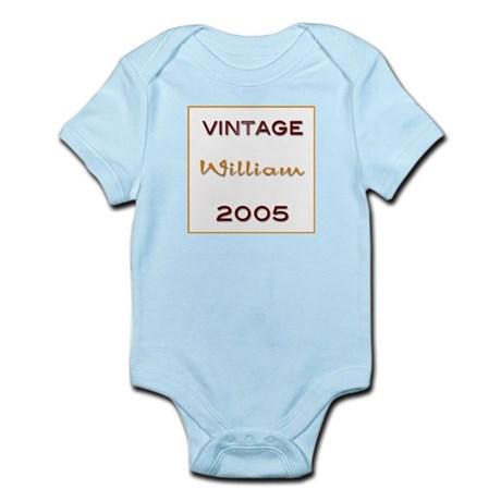 Vintage Baby (William 2005) Infant Creeper